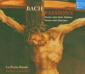 Matthäus-Passion (GA)/Johannes-Passion (GA)