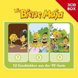 Die Biene Maja - 3-CD Hörspielbox Vol. 3