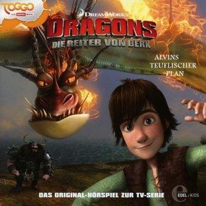 Dragons - Die Reiter von Berk 05. Alvins Teuflischer Plan