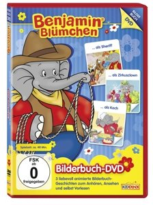 Bilderbuch DVD 6: Sheriff/Zirkusclown/Koch
