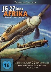 JG 27 über Afrika-Luftkrieg über der Wüste