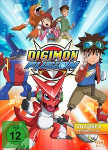 Digimon Fusion - Folge 16-30