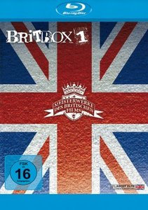 Brit Box Vol.1-Blu-ray Discs