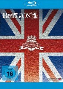 Brit Box Vol.1-Blu-ray Discs