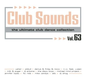 Club Sounds Vol. 63/3 CDs