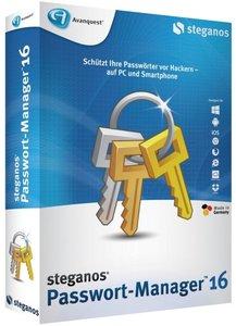 Steganos Passwort Manager 16