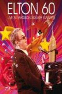 Elton 60-Live At Madison Square Garden (Blu-Ray)