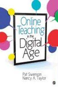 Online Teaching in the Digital Age