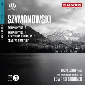 Sinfonien 2 & 4