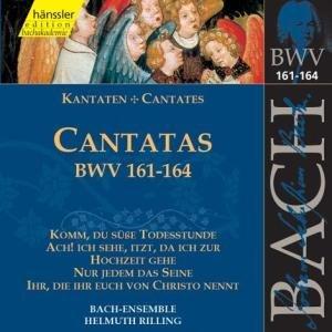 Kantaten BWV 161-164