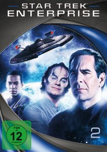STAR TREK: Enterprise - Season 2 (7 Discs, Multibox)