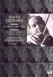 Sonaten F.Violine U.Klavier (1965)