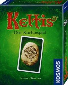 Kosmos 74016 - Keltis, Kartenspiel