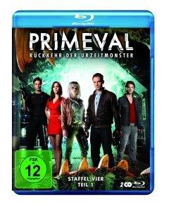 Primeval-Staffel 4.1.Rückkehr der Urzeitmonster