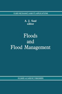 Floods and Flood Management