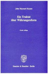 Ein Traktat über Währungsreform
