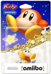 Amiibo Kirby Collection - Waddle Dee