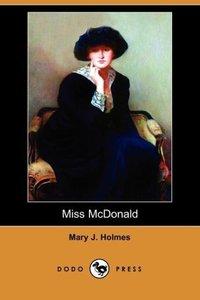 Miss McDonald (Dodo Press)