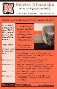 Beletra Almanako 1 (Ba1 - Literaturo En Esperanto)