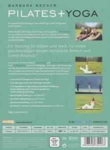 Barbara Becker:Pilates+Yoga
