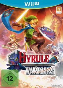 Hyrule Warriors (Zelda Charaktere / Dynasty Warriors Stil)
