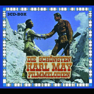 Die schönsten Karl May Filmmelodien. 3 Musik-CDs