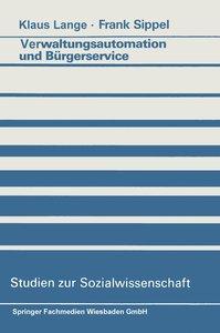 Verwaltungsautomation und Bürgerservice