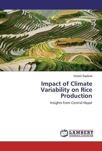 Impact of Climate Variability on Rice Production