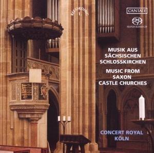 Musik Aus Sächsischen Schlosskirchen