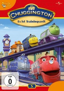 Chuggington Vol.5: Es ist Trainingszeit