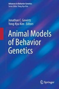 Animal Models of Behavior Genetics Research