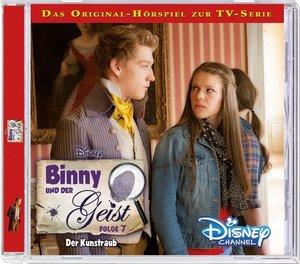 Disney - Binny und der Geist 07. Der Kunstraub
