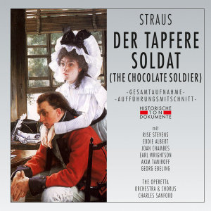 Der Tapfere Soldat (The Chocolate Soldier)