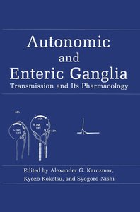 Autonomic and Enteric Ganglia