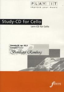 Sonate III op. 43,3 G-Dur