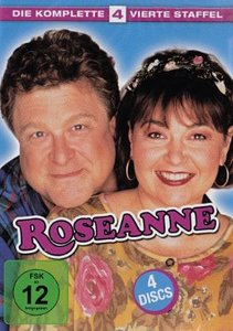 Roseanne-Staffel 4 (Amaray)
