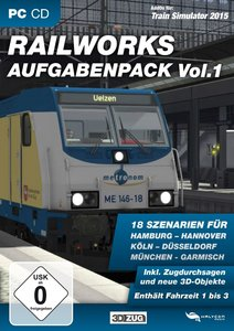 Train Simulator 2015 - Aufgabenpack Vol. 1