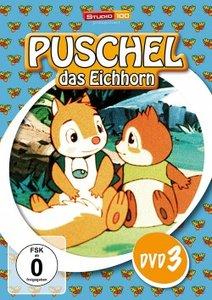 Puschel das Eichhorn DVD 3