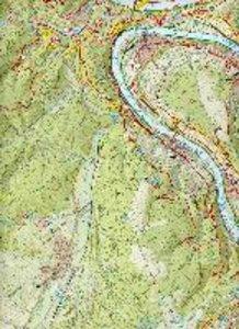 Moselsteig Karte 02 1 : 25 000
