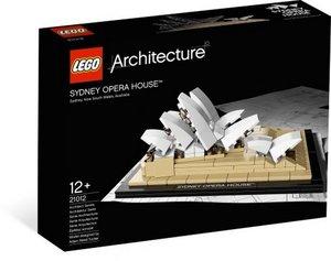 LEGO ® Lego 21012 - Sydney Opera House