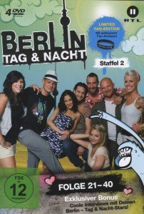 Berlin - Tag & Nacht - Staffel 2. Fan Edition