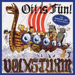 Oi Is Fun (Ltd.Gatefold/Blue Vinyl)