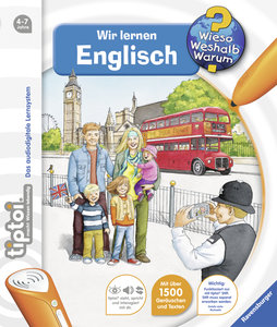 tiptoi® Wir lernen Englisch