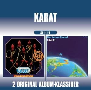 Karat-2 in 1 (Über sieben Brücken/Der blaue Plan