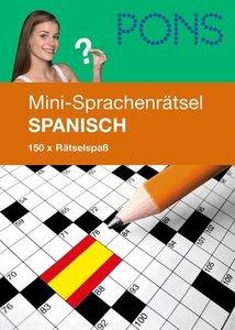 PONS Mini-Sprachenrätsel Spanisch