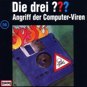 Die drei ??? 056. Angriff der Computer-Viren. (drei Fragezeichen