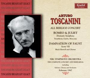 Toscanini Dirigiert Berlioz