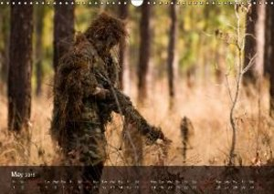 Special Forces Army Operations (Wall Calendar 2015 DIN A3 Landsc