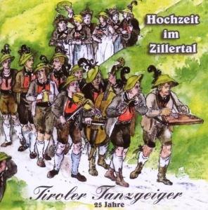 25 Jahre-Hochzeit im Zillertal