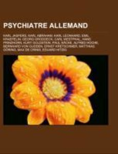Psychiatre allemand